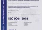 Congratulations, we've PASSED! ISO 9001:2015